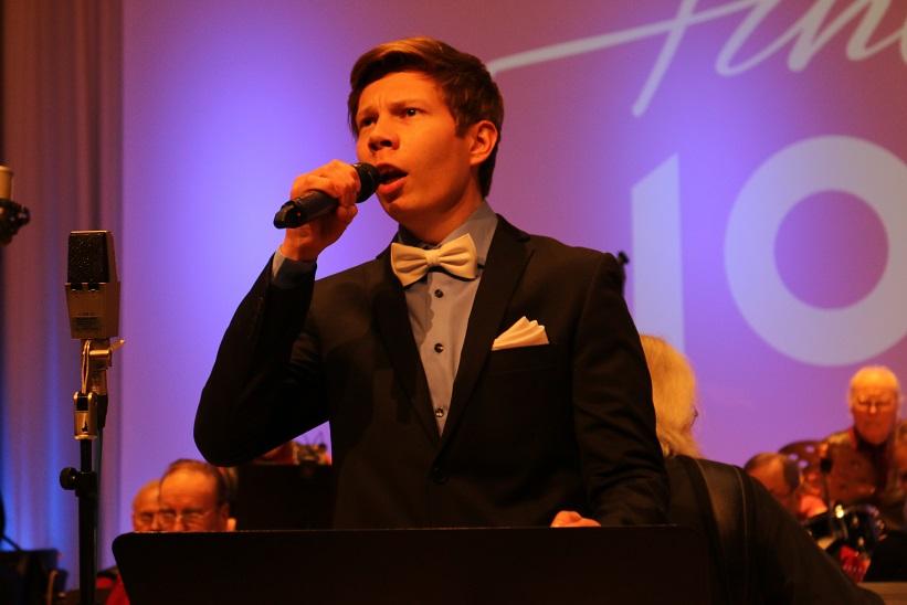 Suomi 100 konsertin Solistit